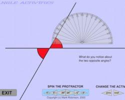angle activities