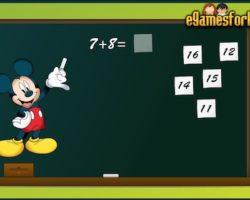 micky mouse math