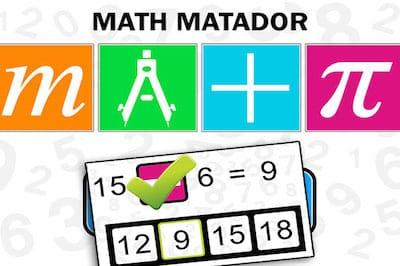 Matador jeux de maths